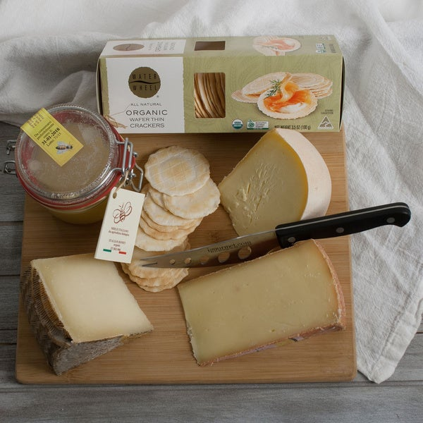 igourmet The Organic Cheese Board