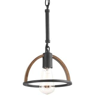 Progress Lighting P5315-71 Trestle 1-light Mini-pendant