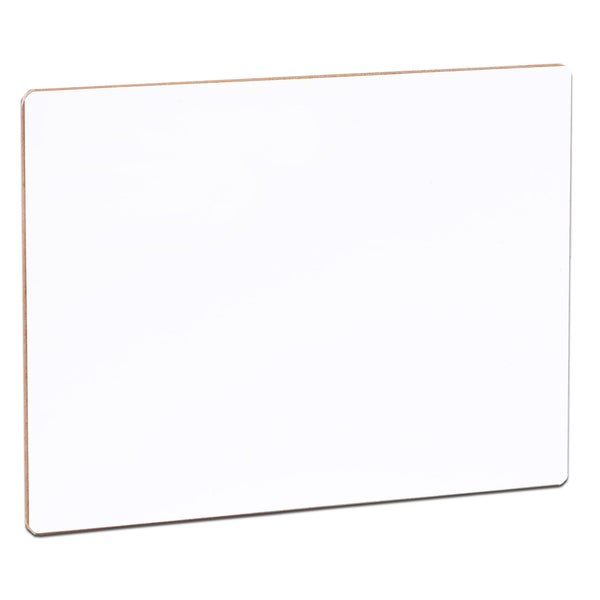 Dry-Erase Board with Nipped Corner (Case of 24)