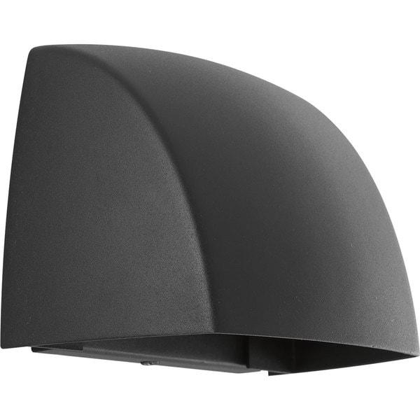 Progress Lighting P5634-3130k9 Cornice 1-light Wall Sconce with Hal AC LED Module 19305008