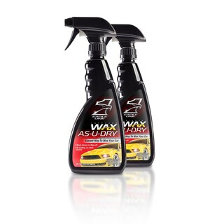 Eagle One Wax As-U-Dry 23-ounce Spray Wax (Pack of 2)