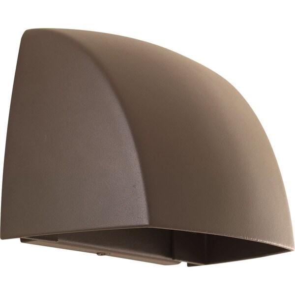 Progress Lighting P5634-2030k9 Cornice 1-light Wall Sconce with Hal AC LED Module 19305207