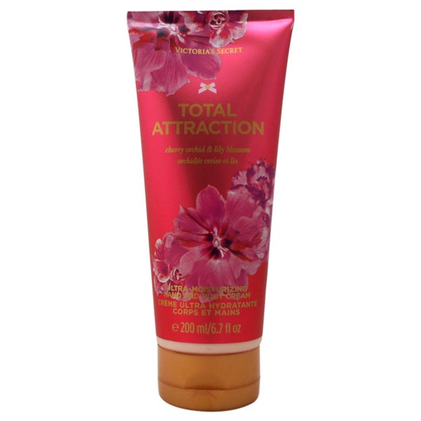 Victoria's Secret Total Attraction 6.7-ounce Hand & Body Cream