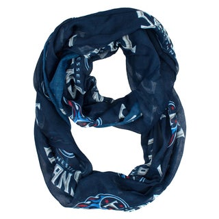 Tennessee Titans NFL Sheer Infinity Scarf