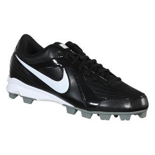 Nike Women's Unify Keystone Black/White/Grey Softball Shoes