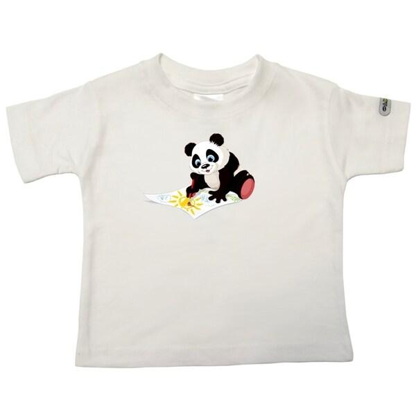 Baby Panda Infant T-shirt