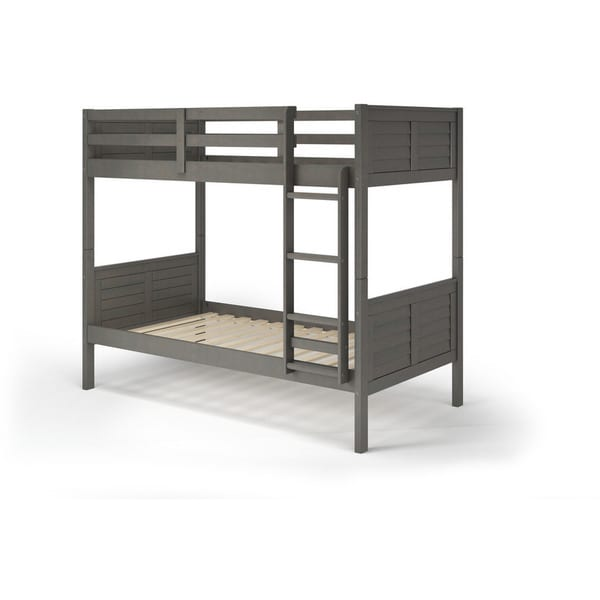 Manhattan fort Empire Solid Pine Wood Twin size Bunk