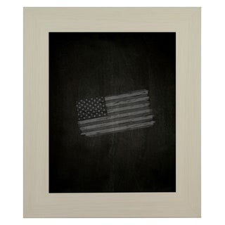 American Made Rayne Arctic Ivory Blackboard/ Chalkboard