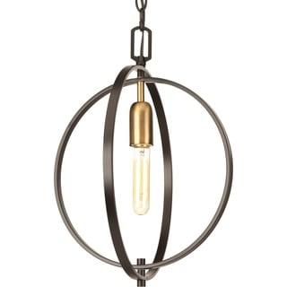 Progress Lighting P5180-20 Steel Swing 1-light Small Pendant