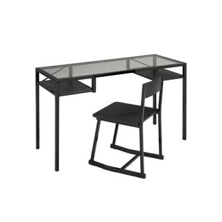 Brassex Office Desk and Chair