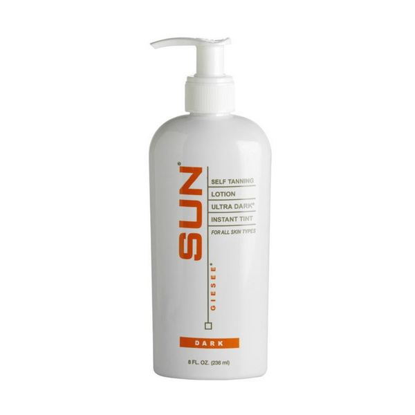 SUN Laboratories 8-ounce Dark Self-tanning Lotion