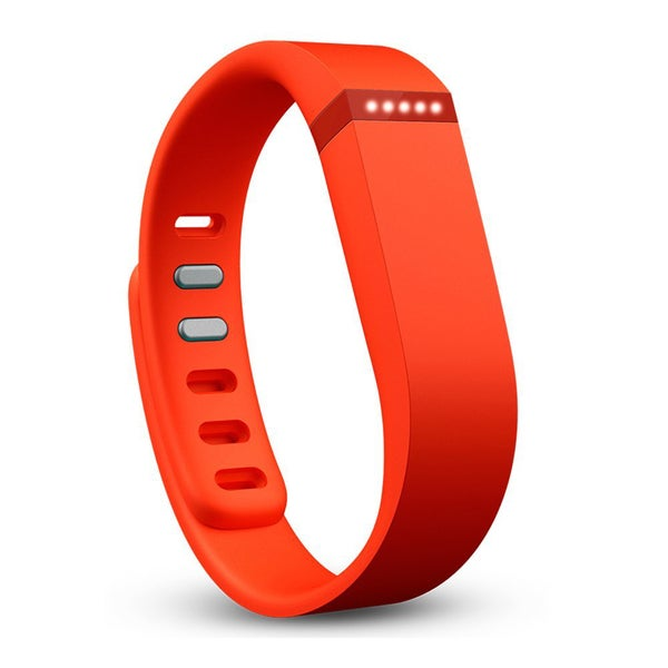 Fitbit Flex Wireless Activity + Sleep Wristband (Tangerine)