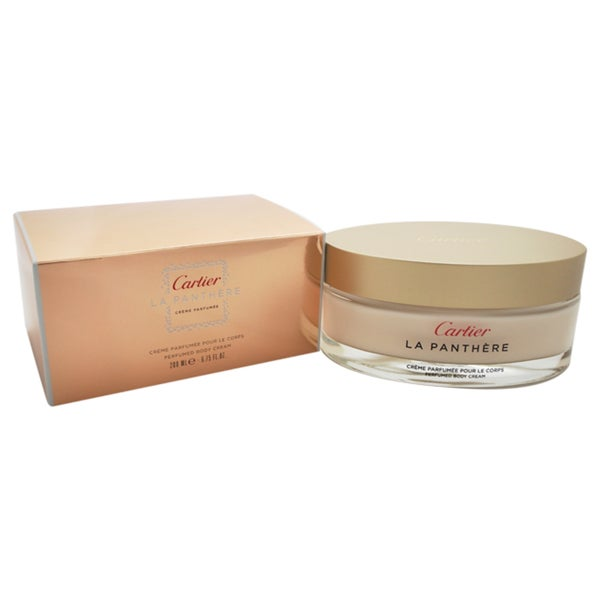 Cartier La Panthere 6.75-ounce Body Cream