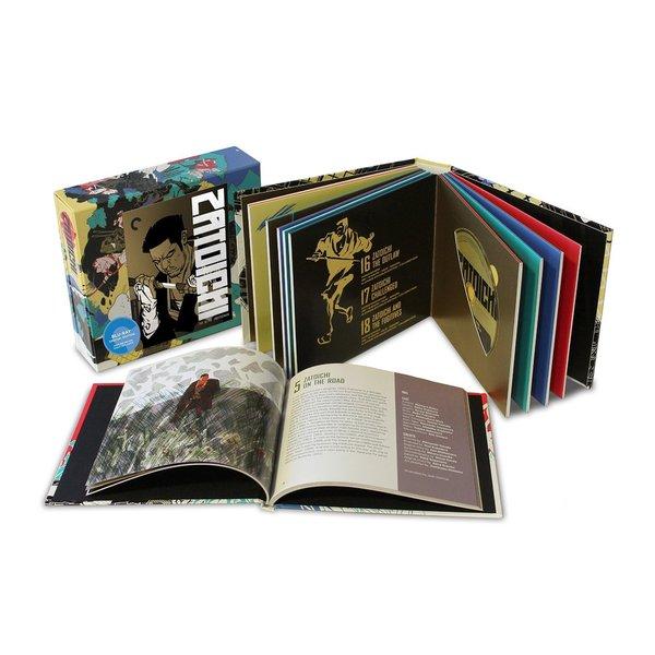Zatoichi: The Blind Swordsman Box Set (Blu-ray Disc) 19311769