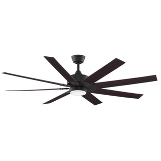 Levon DC 63-inch Ceiling Fan with LED Light Source
