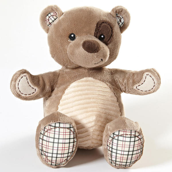 Dexbaby Cinch Polyester Sound Soother Bear