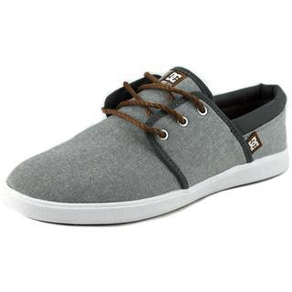 DC Shoes Women's Haven TX SE Grey Basic Textile Athletic Shoes