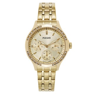 Pulsar Women's Gold Watch