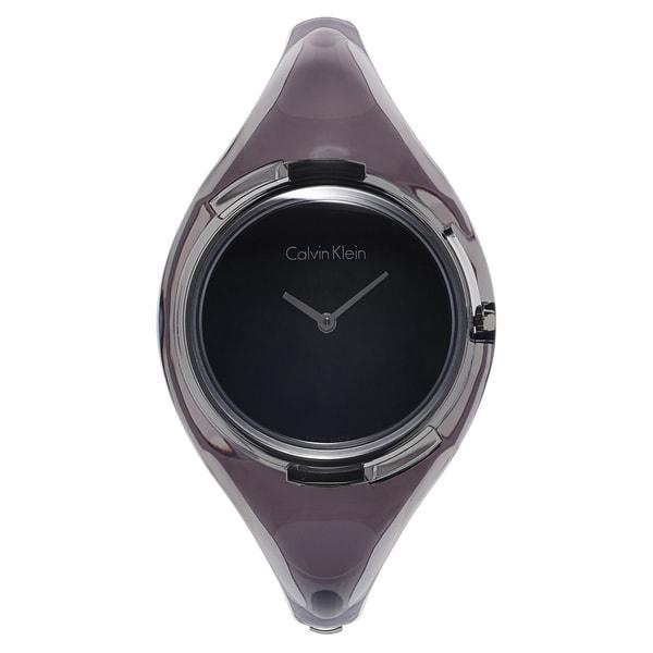 Calvin Klein Black/Grey Mineral Watch