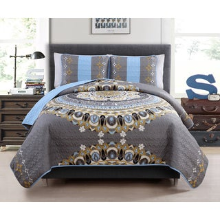 VCNY Marrakech 3-piece Quilt Set