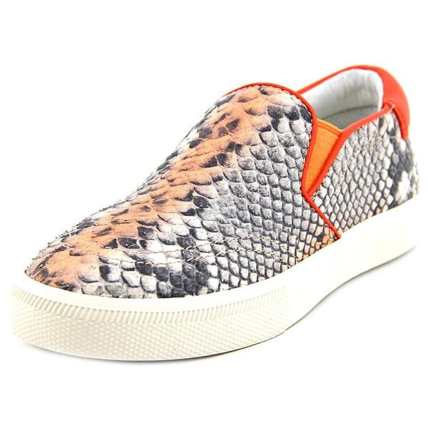Ash Women's Impuls Grey Cotton Animal Print Athletic