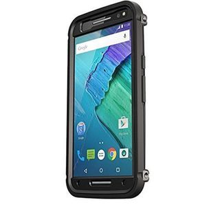 New OtterBox Black 3rd Generation Defender Case Cover for Motorola Moto X Pure Edition
