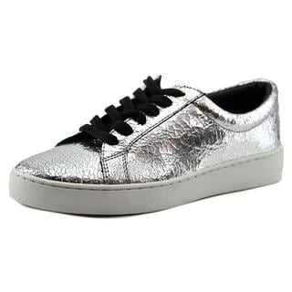 Michael Kors Women's Valin Runway Leather Athletic Shoes
