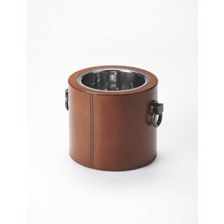 Butler Leather Wine Cooler