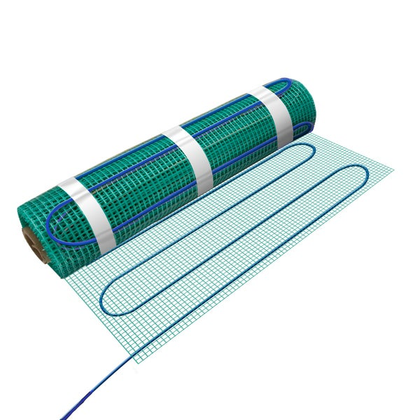 Tempzone Easy Mat 3-foot x 3-foot 120-volt Floor Heater