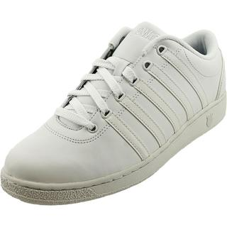 K-Swiss Women's Court LX CMF Leather Athletic Shoes
