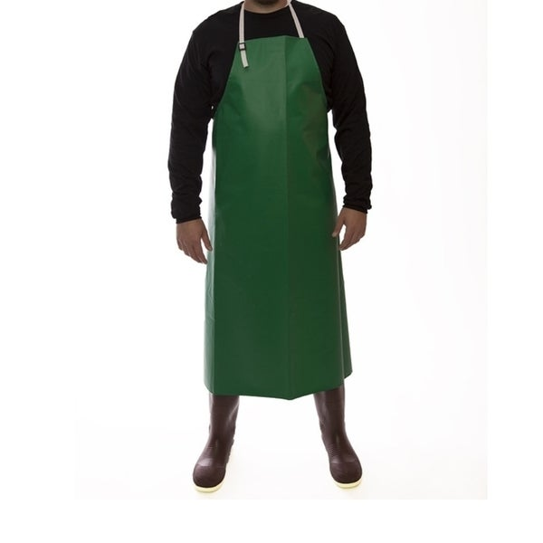 Safetyflex A41008. MD Green 38-inch x 48-inch Medium Apron