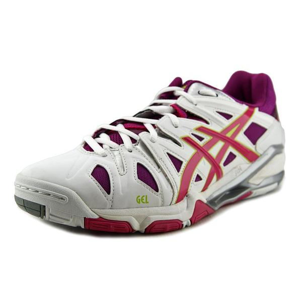 Asics Women's Gel-Sensei 5 White Synthetic Athletic Shoes