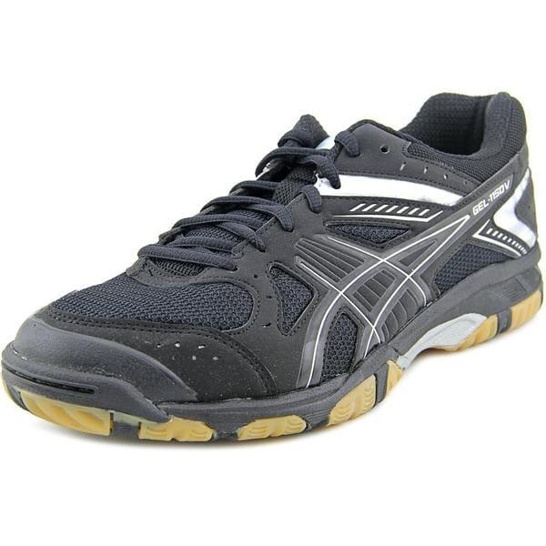 Asics Women's Gel-1150V Black Mesh Athletic Shoes