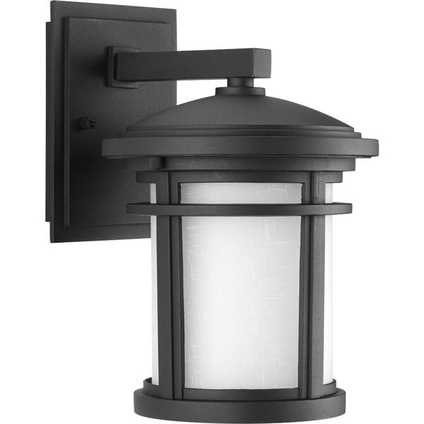 Progress Lighting P6084-3130k9 Wish LED 1-light Small LED 7-inch Wall Lantern with AC LED Module 19318022