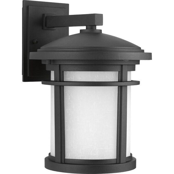 Progress Lighting P6085-31 Wish 1-light Medium 9-inch Wall Lantern 19318048