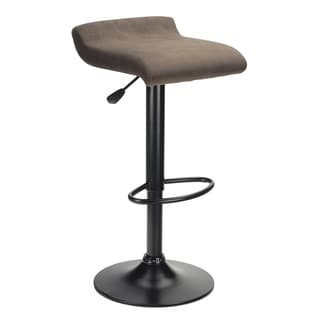 Winsome Marni Height Adjustable Backless Air Lift Swivel Seat Stool