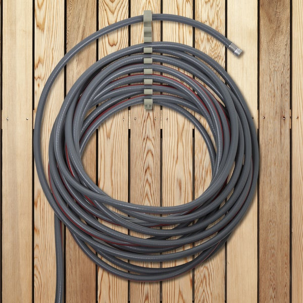 Stalwart Outdoor 50-foot Capacity Hose Management Strip (Pack of 2)