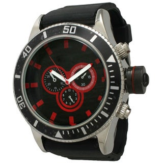 Olivia Pratt Men's Chronograph 3-dial Sports Watch