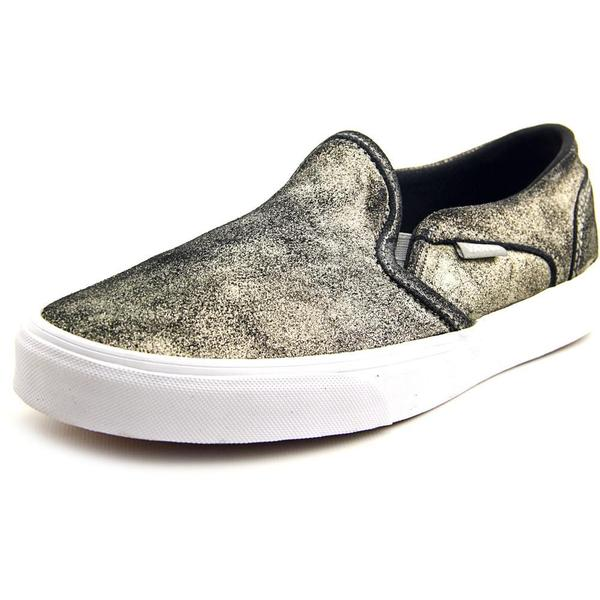 Vans Women's Asher Faux Suede Athletic Shoes