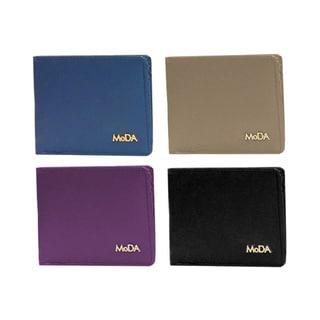 MoDA Mini Slim Bifold Multifunctional Credit Card Wallet
