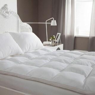 Luxury Home Super Soft Hypoallergenic Down Alternative Mattress Topper