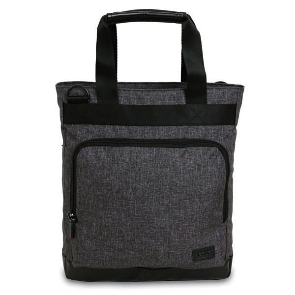 J World Nell Black Travel Tote Bag