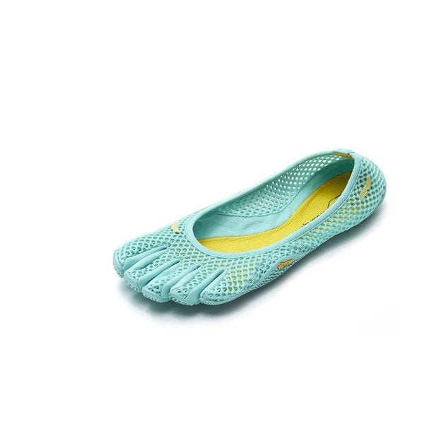 Vibram Fivefingers Vi-B Mint Polyester Mesh Shoes