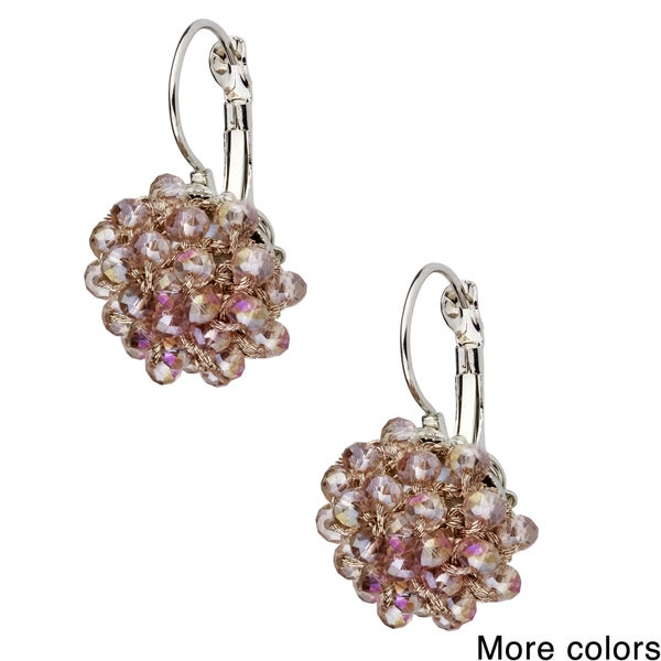 Saachi Bead Drop Earrings (China)