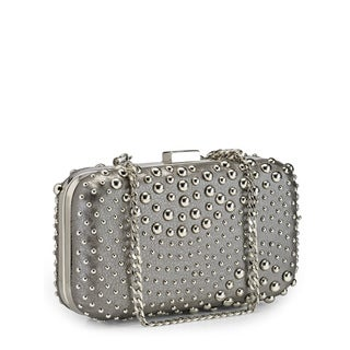 Jasbir Gill Women's Gunmetal JG-267 Clutch (India)