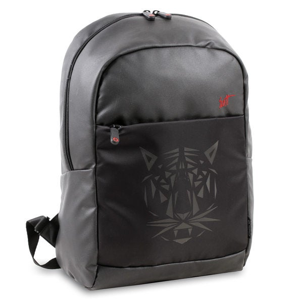 J World Scott Black Backpack