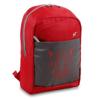 J World Scott Red Backpack
