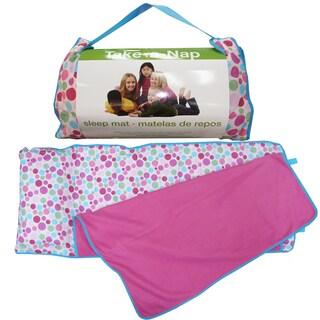 Preschool Nap Mat - Pink