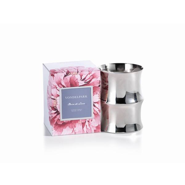 Vondelpark Fragranced Candle - Claire de Lune (Set of 2)