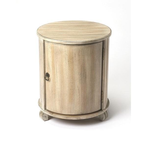 Butler Lawrie Driftwood Drum Table